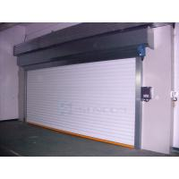 Quality 100mm Width Industrial Security Door Insulated Aluminum Intelligence Security Door for sale