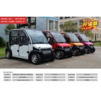 Wholesale Double Door Electric Mini Car With High Strength Polycarbonate Windshield from china suppliers