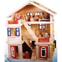 Wholesale Wooden Doll House Toys from china suppliers