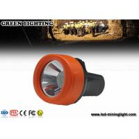 Wholesale PC 6000 Lux Cordless Mining Lights / coal miners lamp 3.7V 2.8Ah 150mA Li - ion battery from china suppliers