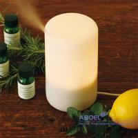 Wholesale 50ml Small Ultrasonic Aroma Diffuser LED Light USB For Home Use from china suppliers