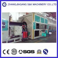 Wholesale PE Pipe Extrusion Machine , Single Screw Extrusion Process High-Efficiency from china suppliers
