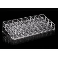 Wholesale Transparent 24mm Acrylic Holder 36 Tattoo Accessories Tattoo Ink Cup Holder from china suppliers