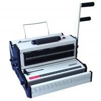 Buy cheap Coil+Wire 3:1  Electric Binding Machine CW2019  with CE Certificate from wholesalers