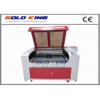 Buy cheap RD control system Laser engraving and cutting machine GK-1290 working size 1200mm*900mm from wholesalers