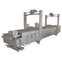 Buy cheap Variable Speed Chicken Nuggets Processing Line ,  Commercial Frying Equipment from wholesalers