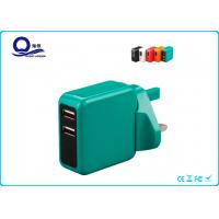 Wholesale AC / DC Power USB Travel Charger , Micro Usb Travel Qualcomm Quick Charger from china suppliers