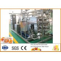 Wholesale Complete Concentrated Apricot Paste Making Machine Processing Line from china suppliers
