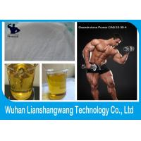 Wholesale White Cutting Cycle Bodybuilding Oral Steroids Anavar Oxandrolone Powder CAS 53-39-4 from china suppliers