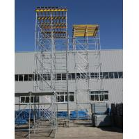 Wholesale Flexible & firm Ring Lock Scaffolding used in buildings,bridges, tunnels etc from china suppliers