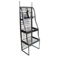 Wholesale Store, Supermarket Green Metal durable and practical Fruit and Vegetable Display Rack from china suppliers
