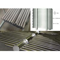 Wholesale High Performance Header Lateral Screen Stainless Steel For Filtering Element from china suppliers