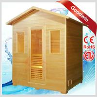 Wholesale outdoor Steam Sauna from china suppliers