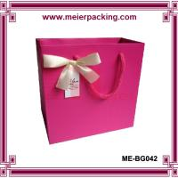 Wholesale Handmade paper bag/Luxury gift paper bags for wholesale ME-BG042 from china suppliers