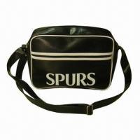 Wholesale Sports Bag, Measures 37 x 27 x 11cm with 210D Polyester Lining from china suppliers