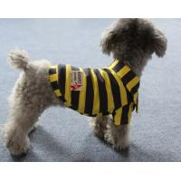 Quality polo cotton dog clothes,summer dog t-shirt for sale