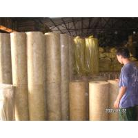 Wholesale Soundproofing Rockwool Pipe Insulation Material High Density from china suppliers