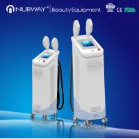 Buy cheap Vertical IPL SHR&E-light hair removal equipment&machine from wholesalers