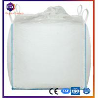 Quality Bulk Bag Pp Big Bag/ibc Bag Ton Top Open,Bottom Discharg 100% New Virgin Resin for sale