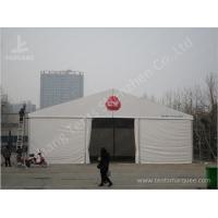 Wholesale White Heat Resistant Industrial Warehouse/ Storage Tent  Shelter For Raw Materials from china suppliers