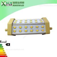 Wholesale 4500K 118mm 8W R7S LED Light, Epistar SMD 2835 R7S LED Lamp from china suppliers