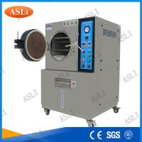 Wholesale Pressure Aging Test HAST Chamber , Programmable HAST Pressure Cooker test from china suppliers