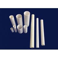 Wholesale Customized Sizes High Purity 95%-99.99% al2o3 Alumina Ceramic Thermal Insulator Tube from china suppliers