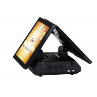 Wholesale Sensitive Touch Screen 2 Touch POS System 4G Intel Celeron 1037U 1.8 GHz CPU from china suppliers