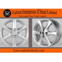Wholesale Aluminum Alloy 15 inch Silver Colour toyota corolla alloy wheels in stocks from china suppliers