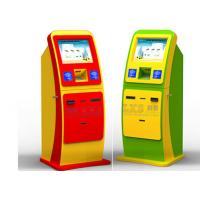 Wholesale Capacitive Touch Screen Vending Bill Payment Kiosk With Magnetic Card Reader from china suppliers
