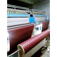 Wholesale Safe Digital Embroidery Machine , Leather Embroidery Sewing Machine Computerized from china suppliers