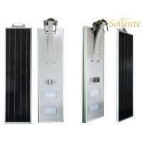 Wholesale Renewable Energy Standalone All In One Solar LED Street Light With Motion Sensor , 40 Watts from china suppliers