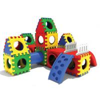 Outdoor Construction Toys : Customed colorful outdoor plastic toy building block for