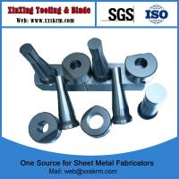 Buy cheap Ironworker Punch Die Male and Female, Ironworker Punching Tools for sales from wholesalers