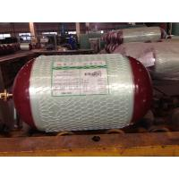 Wholesale High Pressure CNG Gas Tank 20Mpa , Glass Fiber Gas Cylinder Bottled Natural Gas OD 340MM from china suppliers