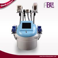 Wholesale Vacuum Roller Ultrasonic Cavitation Slimming Machine Sixpolar RF Body Contouring from china suppliers