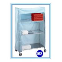 Wholesale NSF Easliy Clean Metal Fabric Wardrobe for Hospital from china suppliers
