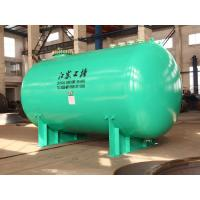 Wholesale Horizontal glass lined Chemical storage tank 30000L wih corrosion resistance materials from china suppliers