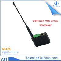 Buy cheap 2.4ghz NLOS wireless transmitter module video data transceiver from wholesalers