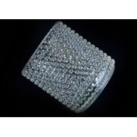 Buy cheap home deco Custom nail glass candle holders from wholesalers