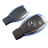 Wholesale Benz smart key shell 3 button without the plastic board Transponder Keys from china suppliers