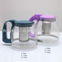 Buy cheap Coffee & Tea Sets Drinkware Type and Stocked,Eco-Friendly Feature Glass Tea Pots from wholesalers
