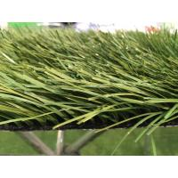 Wholesale Olive Green UV Resistance Soccer Artificial Grass , Artificial Sports Turf from china suppliers
