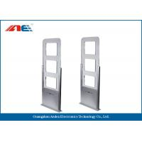 Wholesale EAS / AFI Alarm Attached RFID Gate Reader For Library Entrance System Aisle Width 90CM from china suppliers