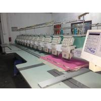 Wholesale High Speed Computer Embroidery Machine For Hats , Embroidery Printing Machine from china suppliers
