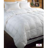 Wholesale Full Size White 100 % Cotton OEM Bedroom Home and Hotel Comforter Sets from china suppliers
