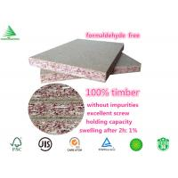 Wholesale China factory 4'X8' FSC certified raw NAF Chipboard from china suppliers