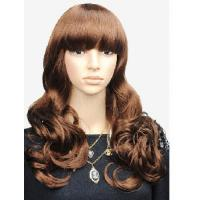 Wholesale China Human Hair Extension/Fashion 100% Kanekalon hair Wigs with Synthetic Hair for women from china suppliers
