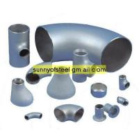 Wholesale ASTM A 815 ASME SA-815 WP UNS S32760 pipe fittings from china suppliers