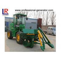 Wholesale Hydraulic Transmission Sugar Cane Harvester , 4 Wheel Driving Agriculture Farm Machinery from china suppliers